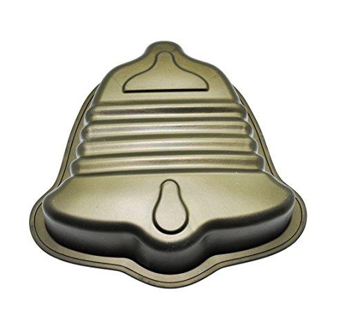 Silicone Gold Campana Molde