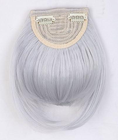 S-noilite® 20cm Filles Clip Sur Clip Dans L'extension Avant Bang