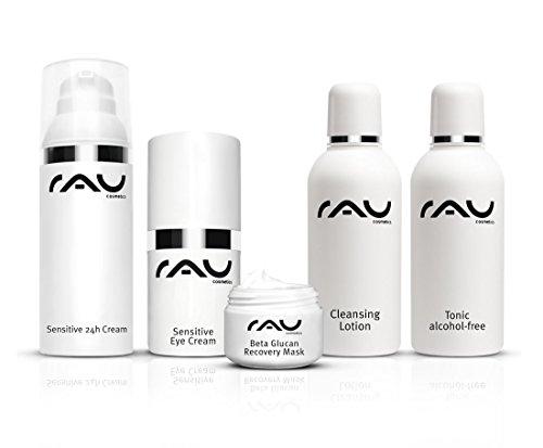 RAU Cosmetics starter kit d'entretien pour les jeunes/Peaux Sensibles