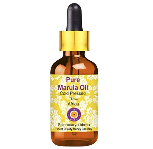 Deve Herbes Pure Marula Oil Sclerocarya birrea gotero