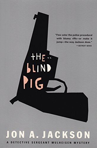 The Blind Pig (The Detective Sergeant Mullheisen Mysteries) (English Edition) - City Mafia Motor