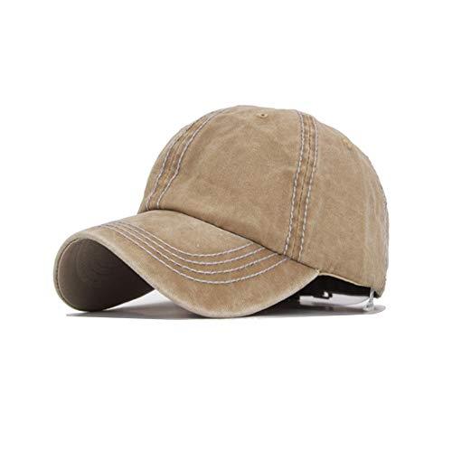 Magosca Mode Wilden 100% Baumwolle Baseballmütze Hüte Outdoor Reise Sport Einstellbare Sonnenhut Für Männer Snapback Frauen Casquette Caps Gewaschen Vintage Einfarbig Knochen Männlichen Hut Cap