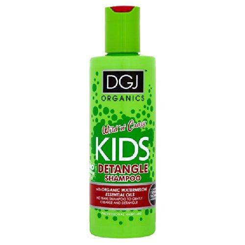 DGJ enfants Watermelon Shampooing Démêlant 250ml