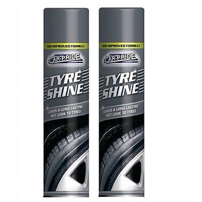 2-x-car-pride-tyre-shine-300ml-leaves-a-long-lasting-wet-look-to-tyres