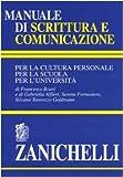 Image de Manuale di scrittura e comunicazione per la cultur