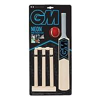 GM Neon Mini Cricket Set - Multicolour, One Size