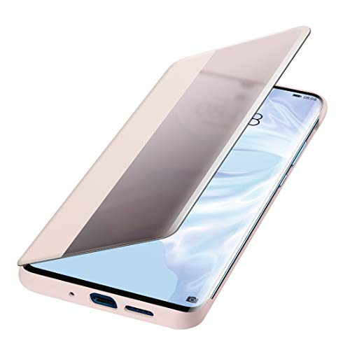 Huawei Booklet Smart View Flip Cover P30 Pro, Pink Flip-cover