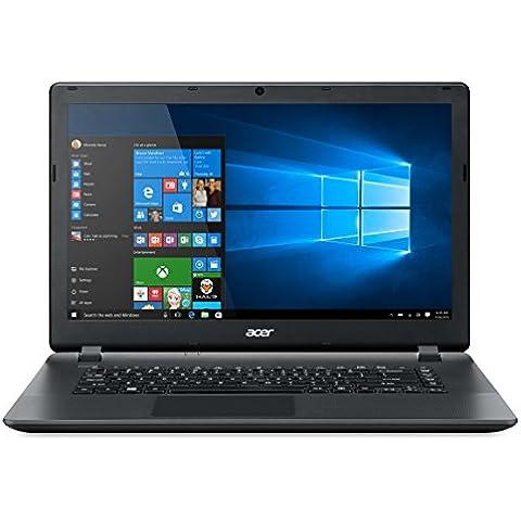 Acer ES1-522-87U6 Aspire Notebook, Processore AMD A8-7410, RAM 8 GB, HDD 500 GB, Display 15.6