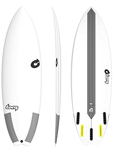Tabla de Surf Torq epoxy Tec Performance Fish 5.6