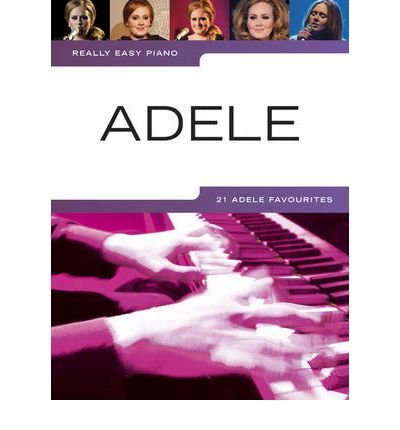 [(Really Easy Piano: Adele)] [ OMNIBUS PRESS ] [September, 2011]