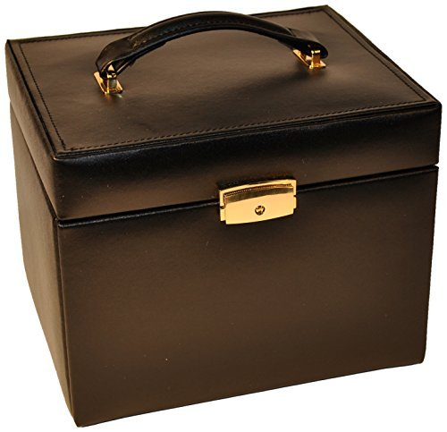 budd-leather-4-drawer-jewel-box-with-travel-box-large-black-by-budd-leather