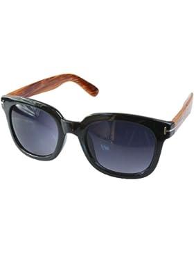 Nerd gafas de sol en Wayfarer Diseño en más de 50colores diferentes/Styles negro