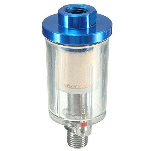 ChaRLes 1/4 Zoll Bsp Mini In Line Luftfilter Feuchtigkeitsfalle Für Farbe Spray Gun