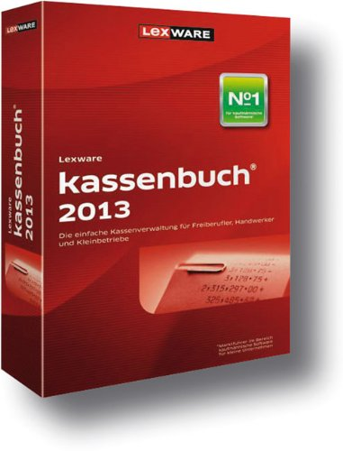 Lexware Kassenbuch 2013 (Version 12.00)