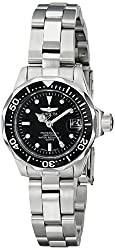 (CERTIFIED REFURBISHED) Invicta Pro-diver Analog Black Dial Womens Watch - INVICTA-8939