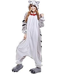 Deguisement Adulte Unisexe Costume Cosplay Combinaison Pyjama Polaire Koala