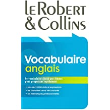 ROBERT & COLLINS VOCAB ANGLAIS