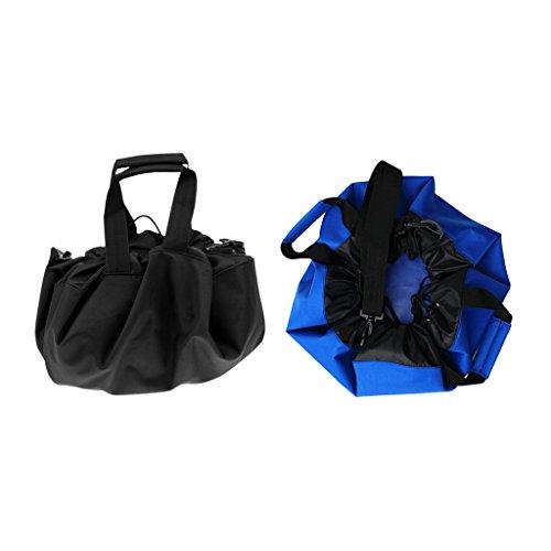 2 Stü Surfen Neoprenanzug Tauchen Tasche Wasserdichte Trocken Sack Beutel W / Griffe