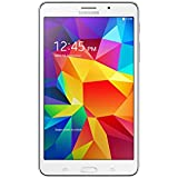 "Samsung Galaxy Tab 4 - Tablet de 7""  (Wi-Fi  + Bluetooth, Quad-Core a 1.2 GHz, 1.5 GB de RAM, memoria interna de 8 GB, Android 4.4), blanco"