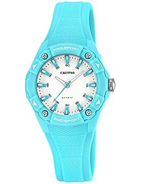 Calypso Unisex-Armbanduhr Analog Quarz Plastik K5675/2