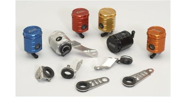 GSG Bremsflüssigkeitsbehälter Hinten Suzuki SV 650 S WVAV 99-02 Silber ABE NEU