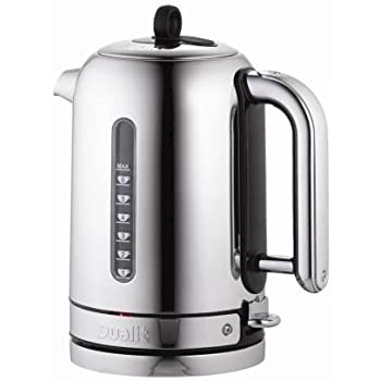 Dualit 72815 Classic Polished Rapid Boil Kettle 1.7L - Extra Quiet!