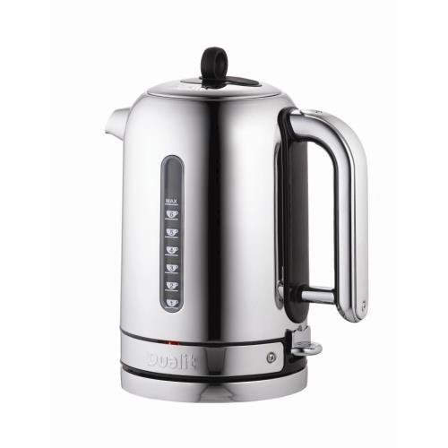 Dualit 72815 Classic Polished Rapid Boil Kettle 1.7L – Extra Quiet!