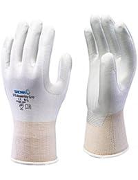 Showa 5410307370-nbr weißen ce-gants nitrile-taille 7/2m