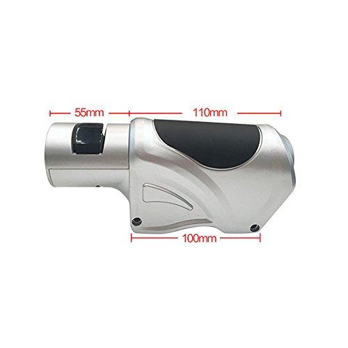 Elektrische Messerschärfer 2 Stufen Diamant Stein Professionelle Küche Messer Schärfmaschine System Für Keramik Messer
