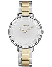Skagen Damen-Armbanduhr Analog Quarz Edelstahl SKW2339