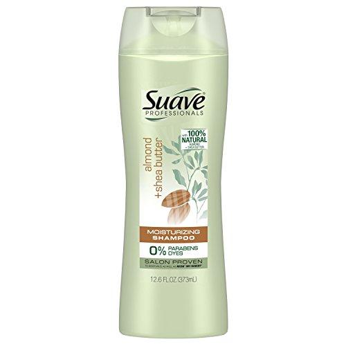 Suave Professionals Shampoo Almond & Shea Butter - 12.5 Oz