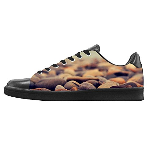 Dalliy Pebble Men's Canvas shoes Schuhe Lace-up High-top Sneakers Segeltuchschuhe Leinwand-Schuh-Turnschuhe A