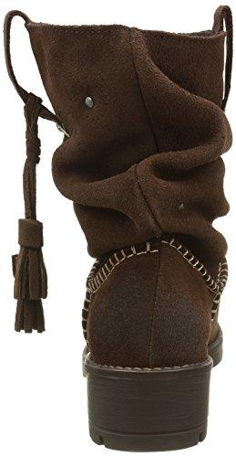 Brisi brw Slipway Slip Boots Marrone Donna HwnU4qSf