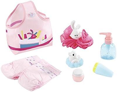 Baby Born - Neceser con accesorios (Bandai 823606)