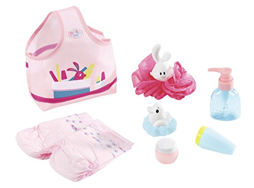 Baby Born Bath time Wash and Go Set