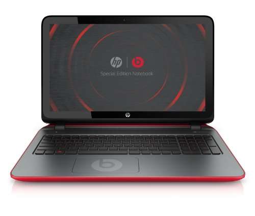 ch Special Edition Laptop with Beats Audio (Red) (Beats Audio Hp-laptop)