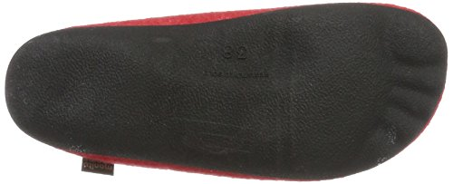 Manitu 320514, Pantofole Donna Rosso (Rot)