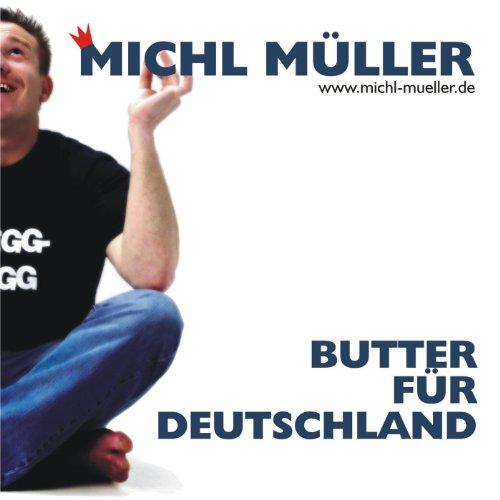 Butter für Deutschland
