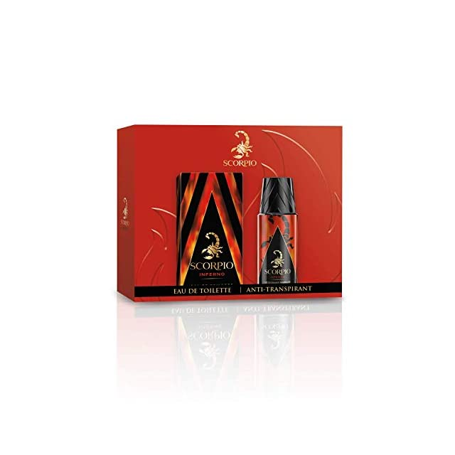 Absolu Flacon 2 De Noir Scorpio Coffret 75ml Eau Produits Toilette w80nOPkX