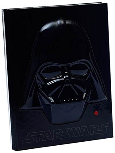 Star Wars 70001111 - Darth Vader Notizbuch Actionfigur (Darth Vader Atmen)