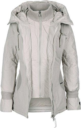 Khujo Tweety Prime giacca Dove/ beige dove