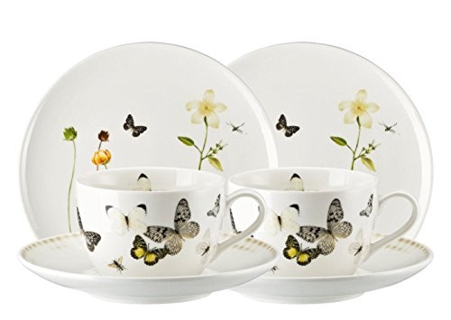 Hutschenreuther Lots of Stripes Butterfly Set 6-Teilig