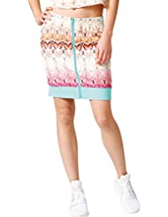 adidas B Track Falda, Mujer, Multi-Color/Multco, Talla 36