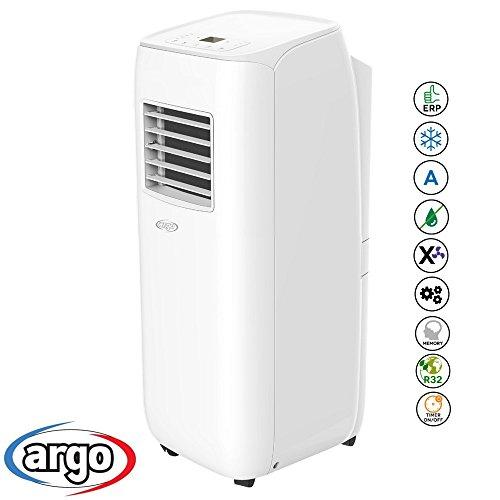 Argo Milton, il climatizzatore portatile da 10.000 BTU per l'estate 2018