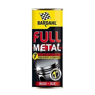 BARDAHL 'FULL METAL' LONGLIFE-Ölbehandlung - 400 ml