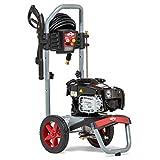Briggs & Stratton Hidrolimpiadora de gasolina 2800 PSI/193 Bar 675EXi Series 163 cc Motor (020738)