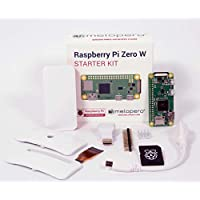Melopero Raspberry Pi Zero W Complete Kit (includes a 16GB MicroSD with Raspbian)