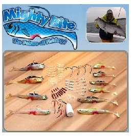 Mighty Bite Fishing Lures by Mighty Bite