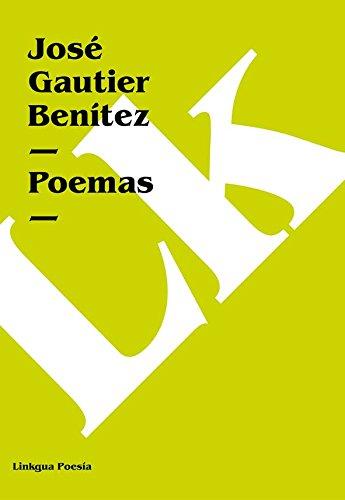 Poemas (Poesia) por José Gautier Benítez