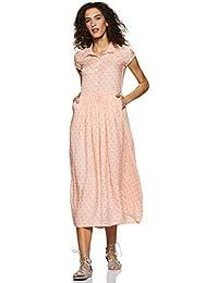Rangriti Synthetic a-line Dress